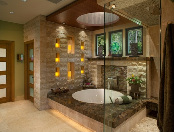 15+ Impresionantes Ideas para usar Piedras Decorativas