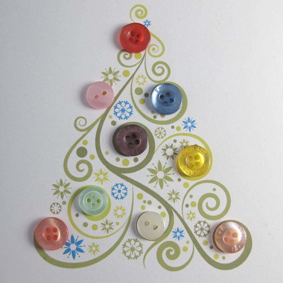 Button-Crafts-for-Christmas-Decorations1
