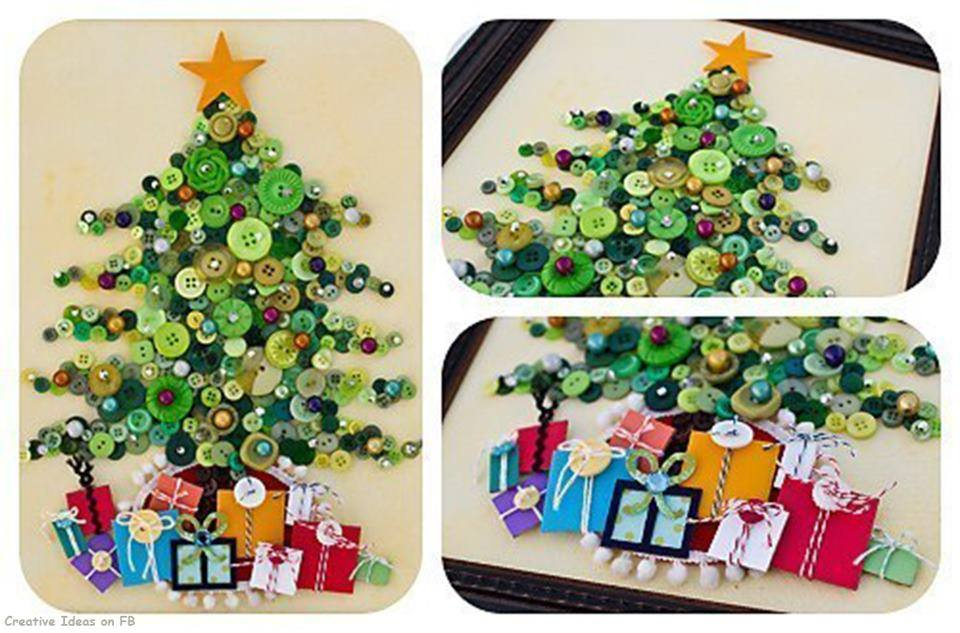 Button-Crafts-for-Christmas-Decorations4