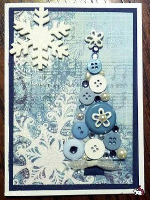 Button-Crafts-for-Christmas-Decorations6