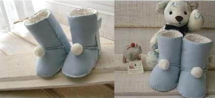 Creative-Ideas-DIY-Baby-Ugg-Boots-14