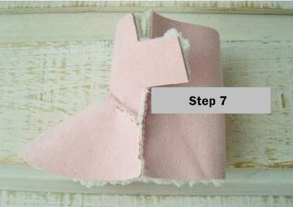 Creative-Ideas-DIY-Baby-Ugg-Boots-7