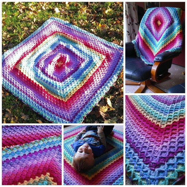 Crochet-Baby-Blanket-with-Free-Pattern-7