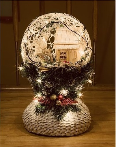 DIY-Festive-String-Ball-Basket4