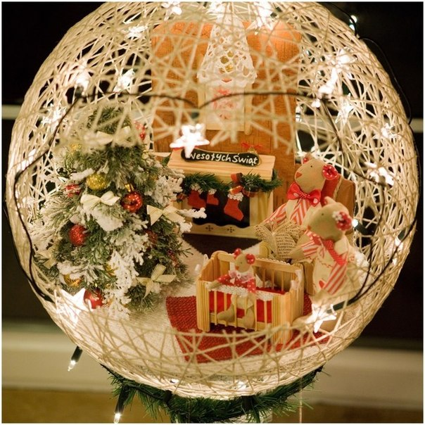 DIY-Festive-String-Ball-Basket5