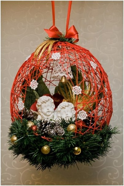 DIY-Festive-String-Ball-Basket6