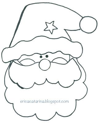 DIY-Santa-Claus-Sewing-Patterns-and-Ideas11