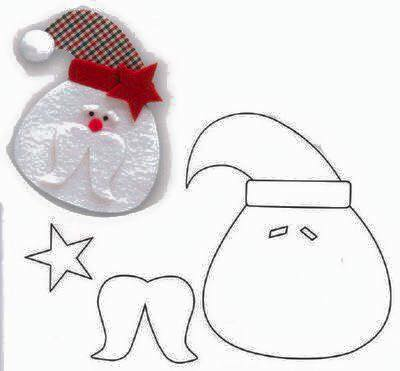 DIY-Santa-Claus-Sewing-Patterns-and-Ideas9