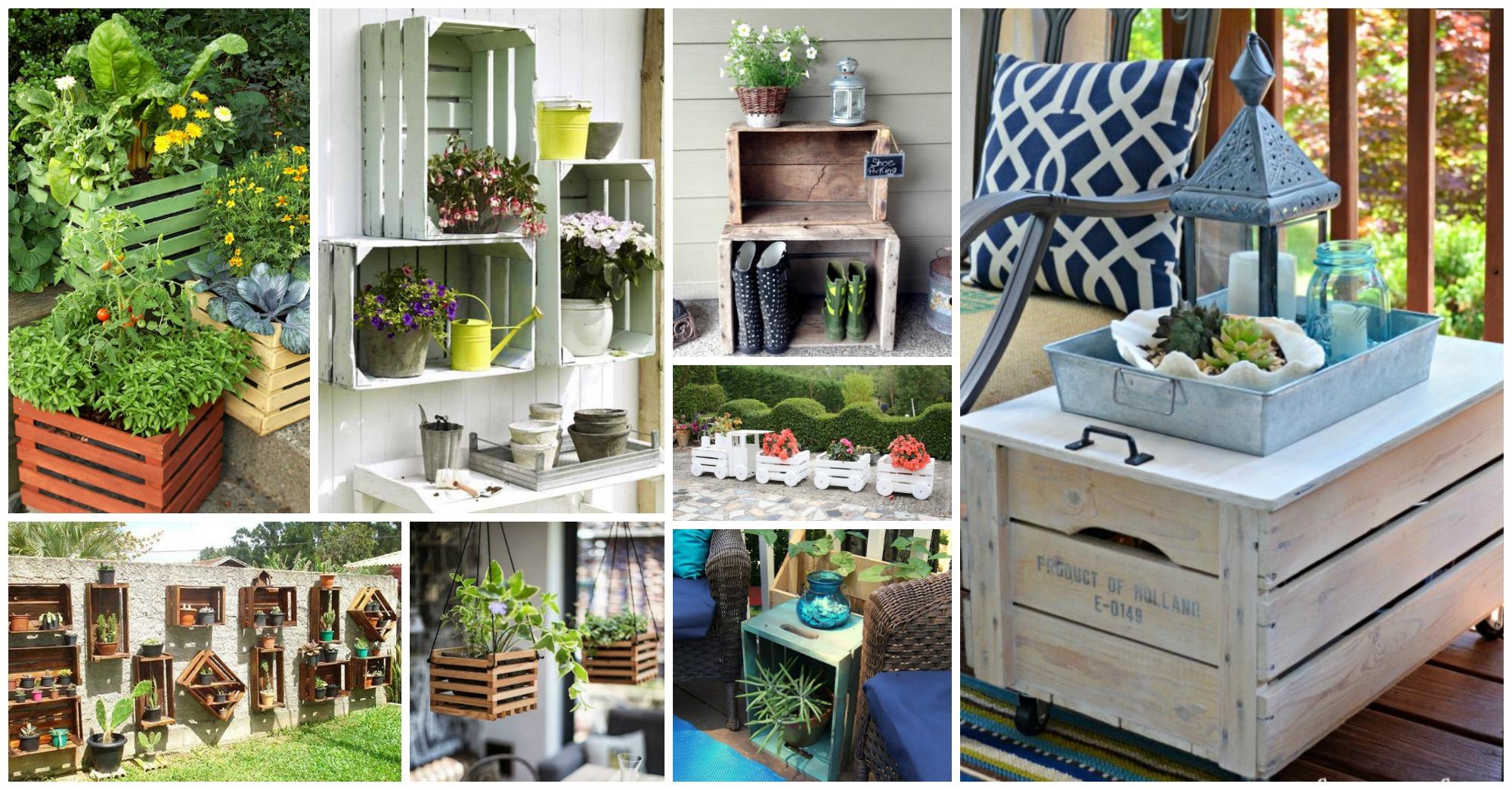 10 manualidades originales para tu patio trasero con for Como decorar mi patio con piedras