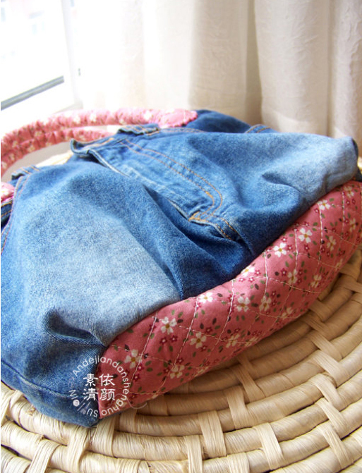 How-to-DIY-Easy-Handbag-from-Old-Jeans-4