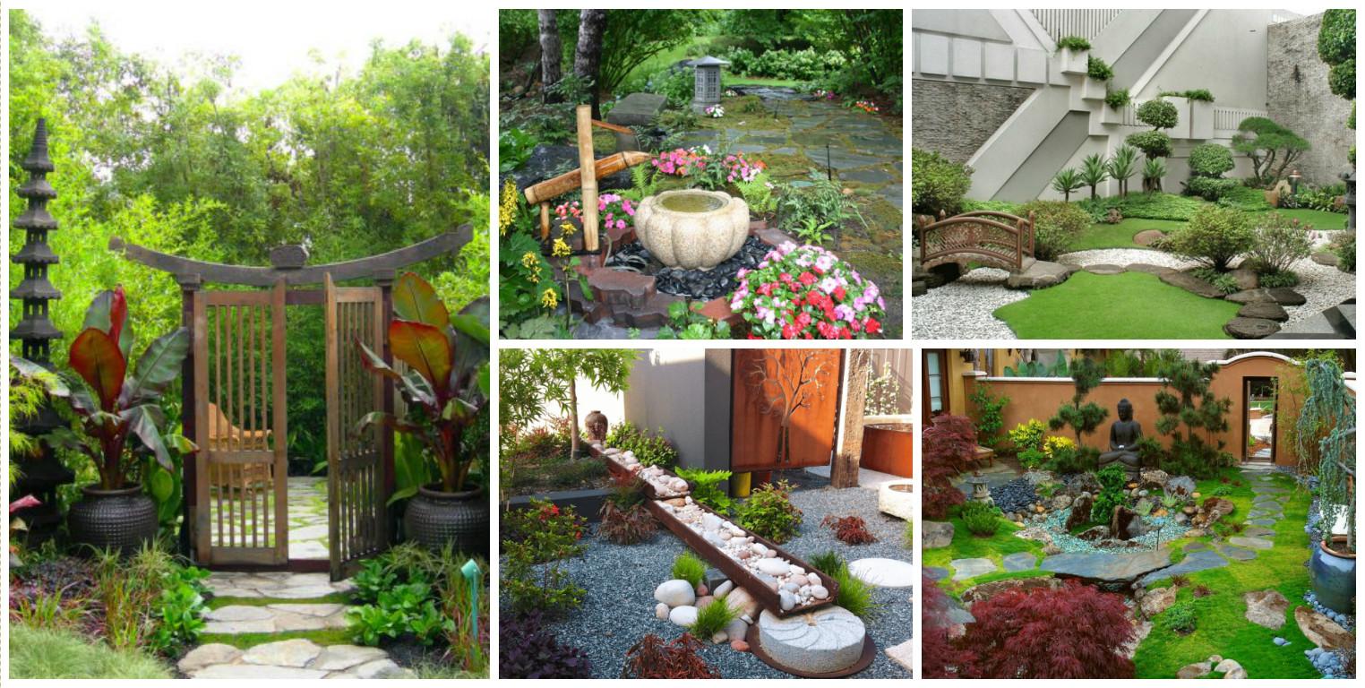 10 jardines japoneses que har n enamorarte - Jardines japoneses pequenos ...