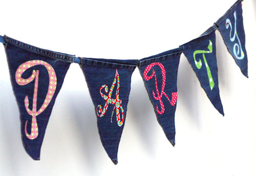 Make-Your-Own-Denim-Party-Bunting