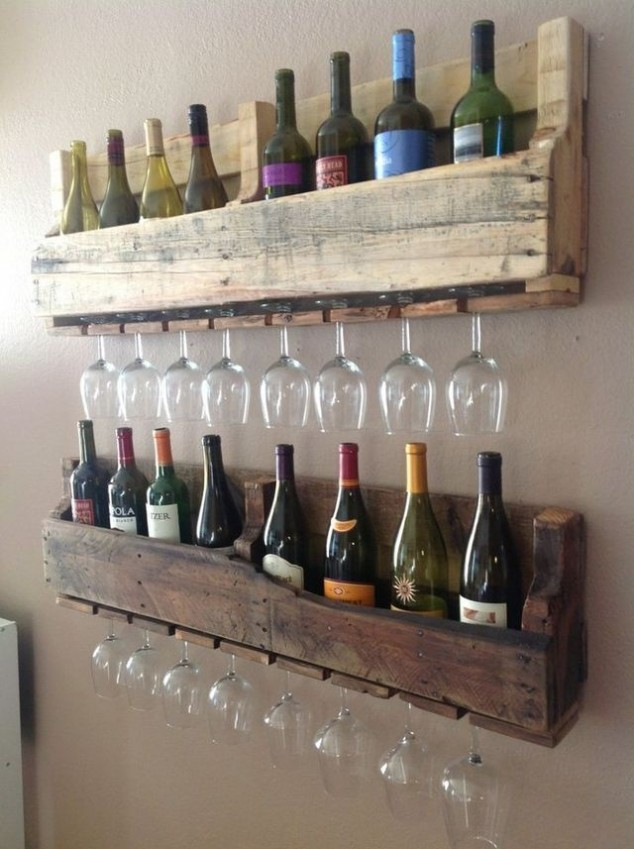 Pallet-Wine-Rack