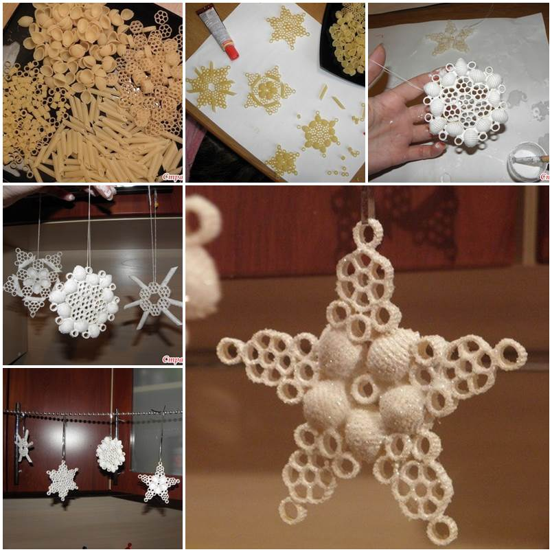 Pasta-Snowflake-Ornaments-DIY-F