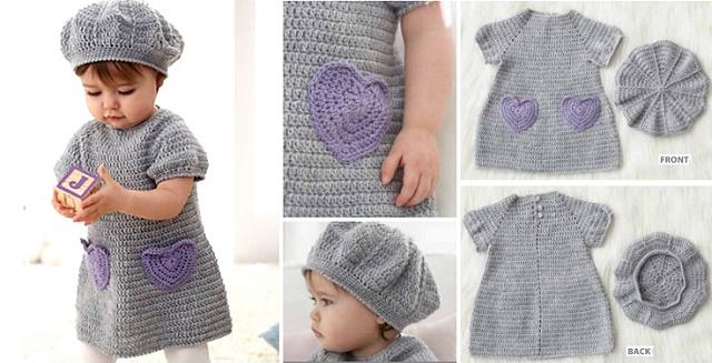 baby-Crochet-Dress