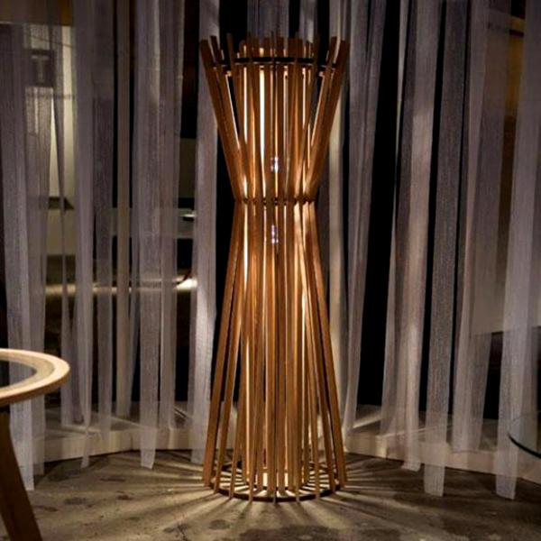 Nuevo Estilo de Decoración con Bambú