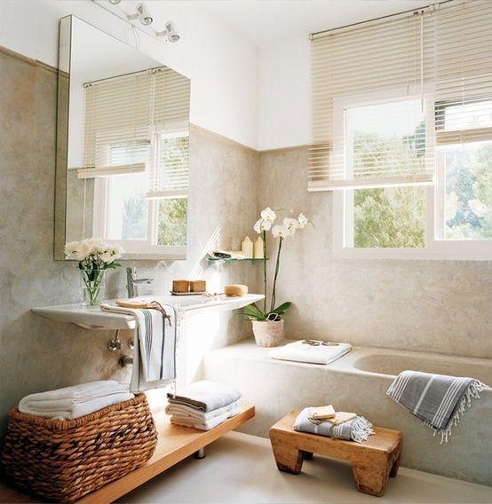 El baño Feng Shui para que no se te escape la energía
