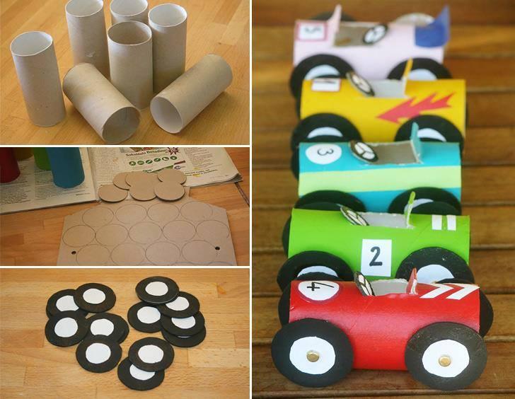 brinquedos-rolos-de-papel-carros