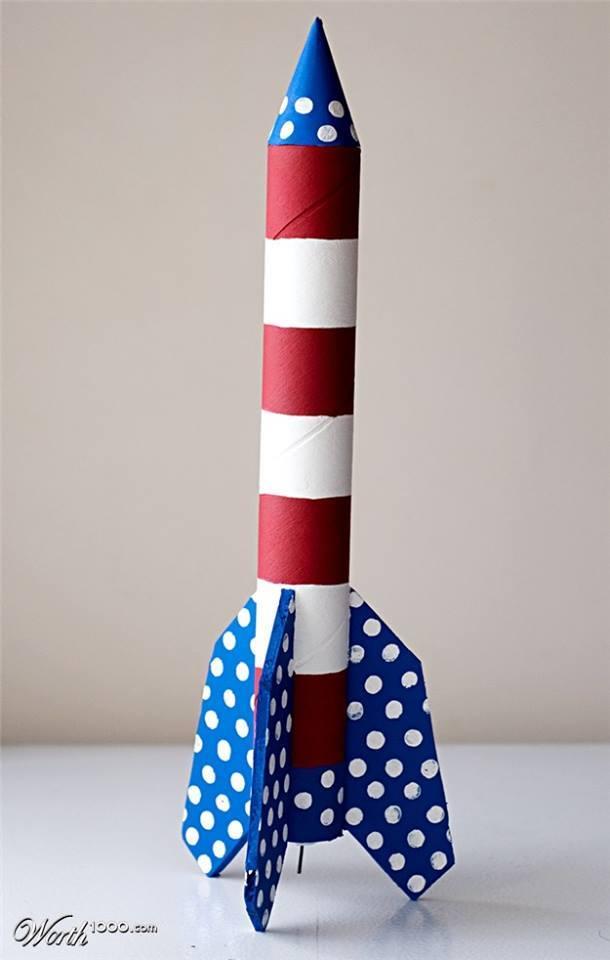 brinquedos-rolos-de-papel-foguetao