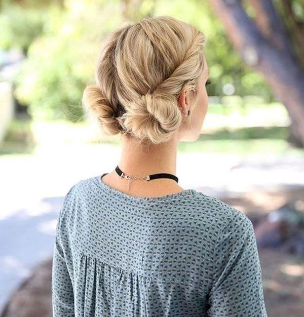 Peinados para Primavera Faciles y Rapidos