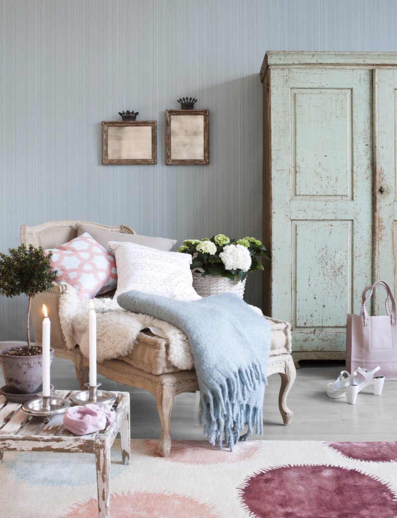 Ideas Decoración con Estilo y Muebles Shabby Chic