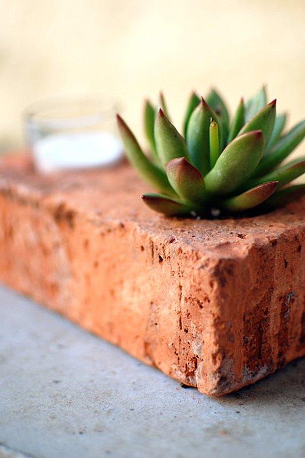 Creativas Ideas para Adornar tu Casa con Ladrillos