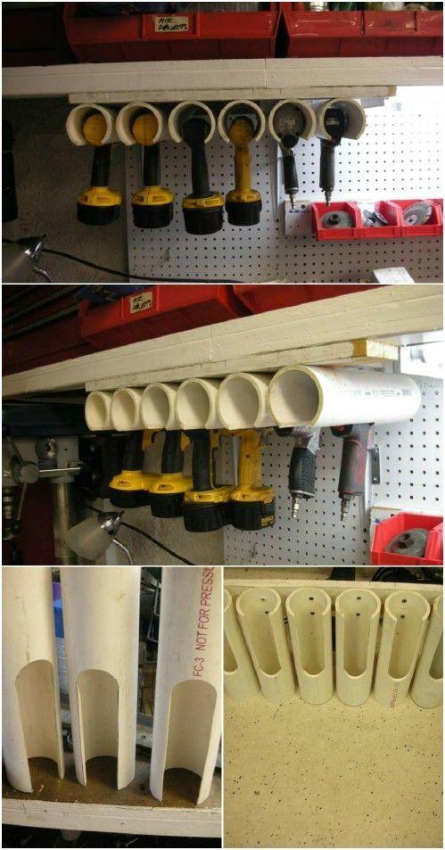 15+ Soluciones Creativas con Tubos de PVC