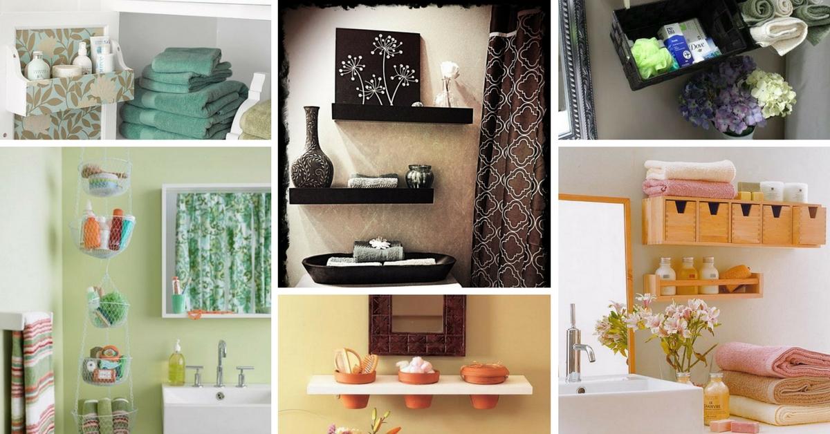 15 ideas pr cticas y decorativas del cuarto de ba o - Ideas para cuarto de bano ...