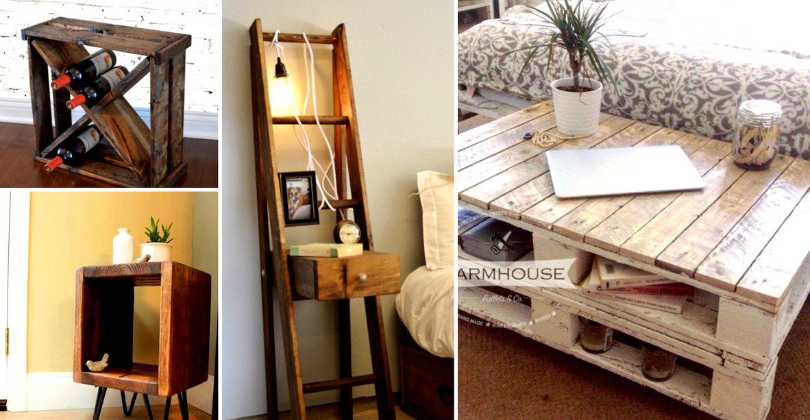 15 ideas brillantes para reciclar sus propios muebles - Ideas reciclar muebles ...
