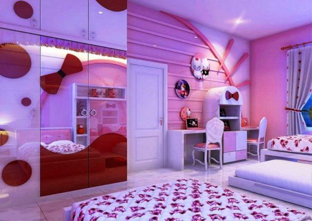 12+ Dormitorios Con Los Que Soñarán Niñas