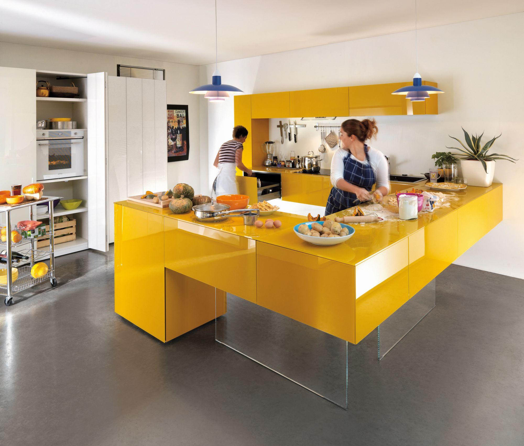Ideas de Diseño para Gabinetes de Cocina Modernos