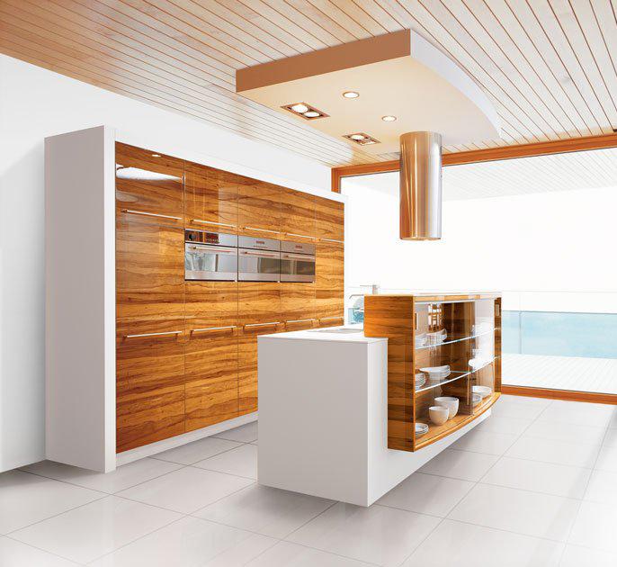 Ideas de dise o para gabinetes de cocina modernos for Diseno de gabinetes de cocina modernos