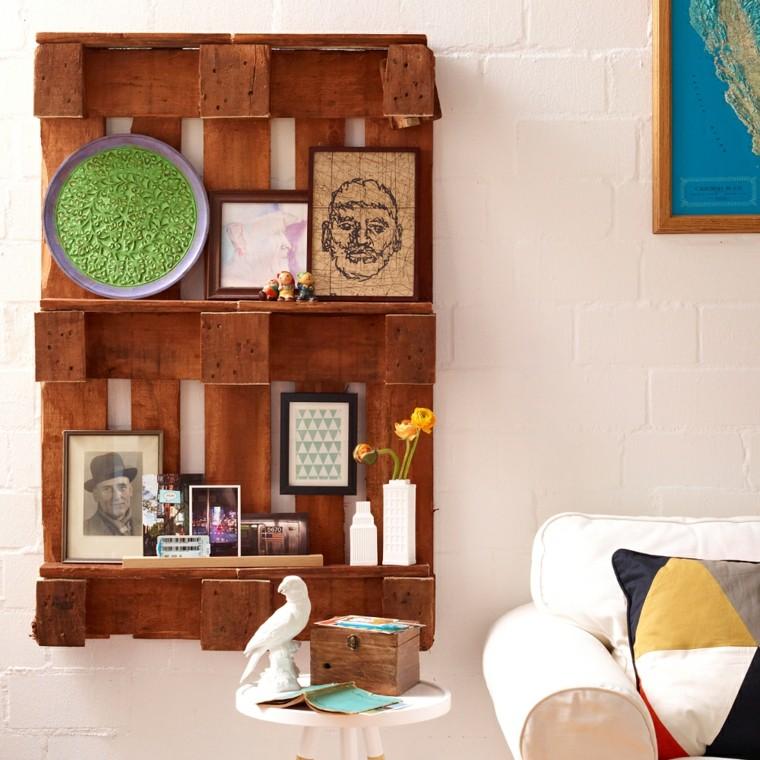 15+ Ideas de Muebles para tu Hogar Hechas con Pallet Reciclado