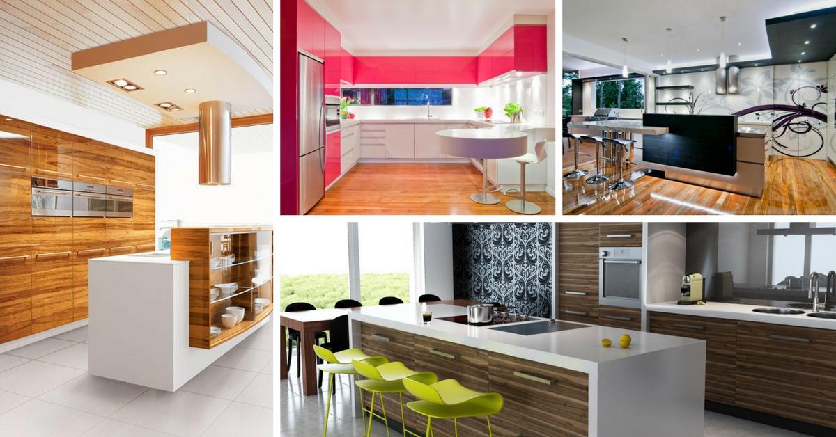 Ideas de dise o para gabinetes de cocina modernos for Gabinetes de cocina modernos