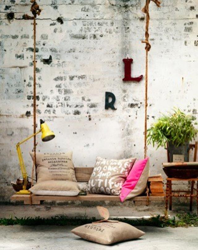 25+ Ideas Originales e Ingeniosas para Reutilizar Palets