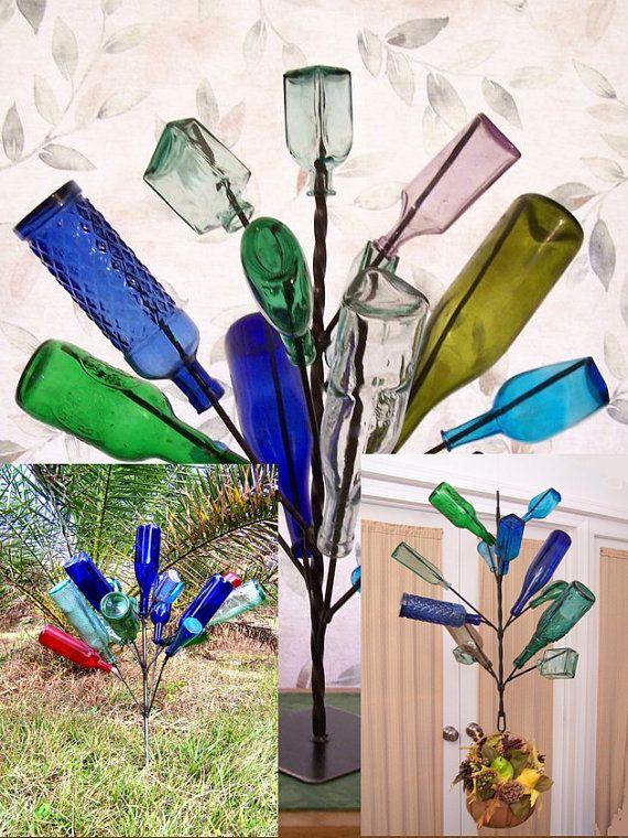 jardín-con-botellas-de-vino-5