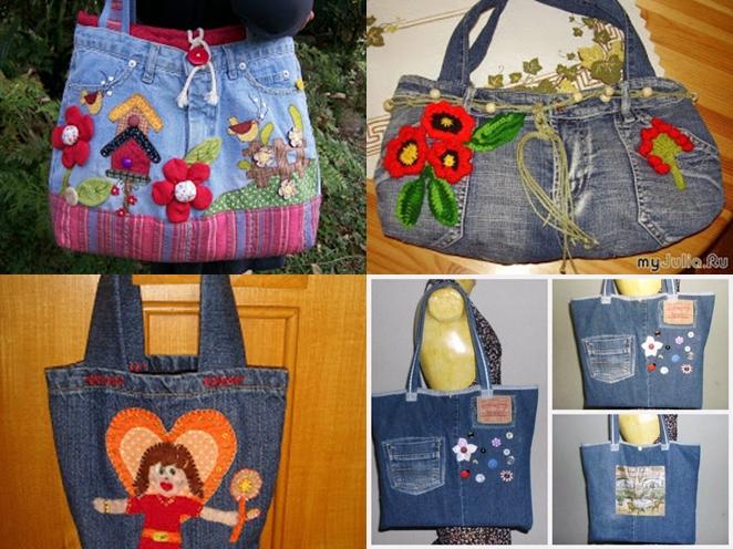 jeans-handbag