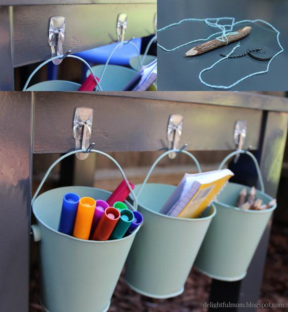 Fantásticas Ideas para Organizar tu Hogar con Ganchos de Pared