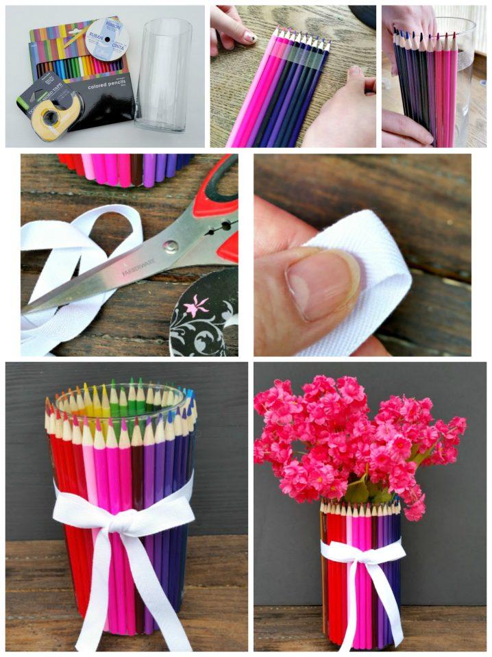 manualidades-reutilizando-lapices-de-colores-3