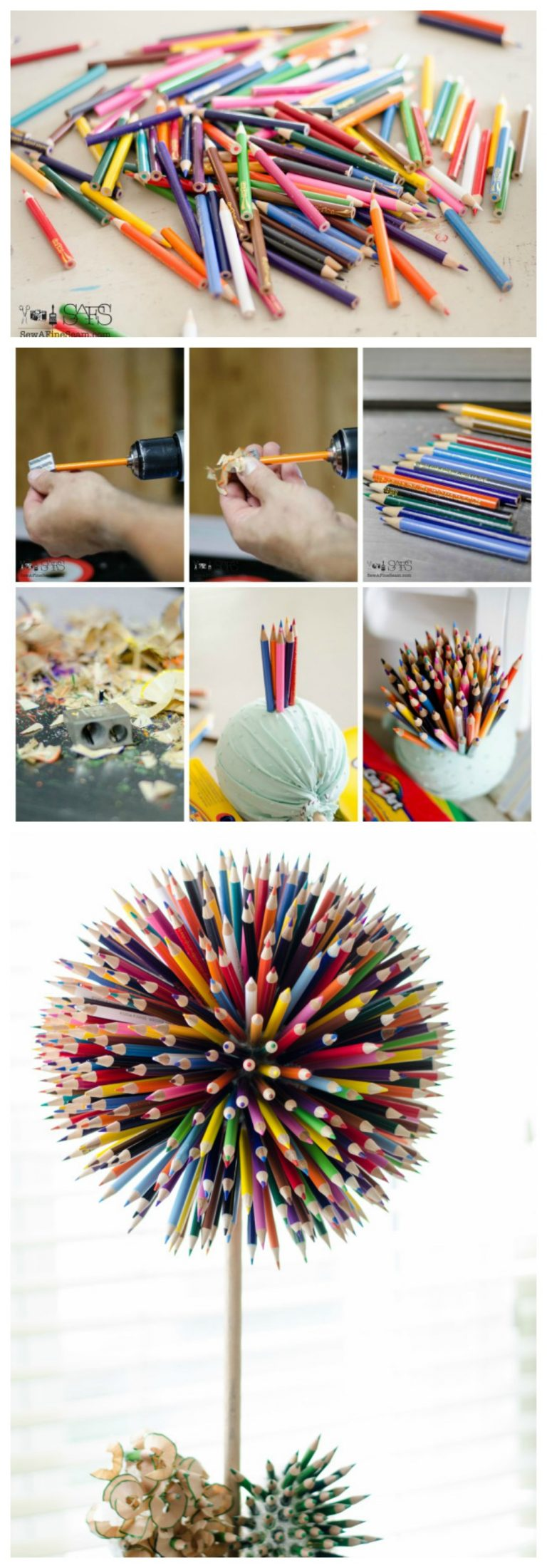 manualidades-reutilizando-lapices-de-colores-7