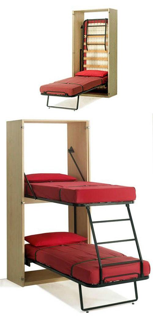15 Ingeniosos Muebles Para Ahorrar Espacio