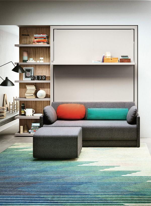 15 muebles ingeniosos para ahorrar espacio - Muebles ahorra espacio ...