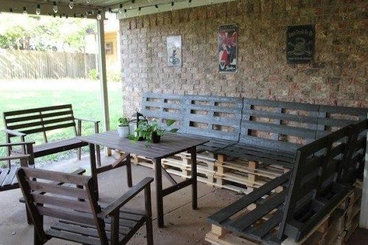 10+ Muebles para Jardines que te Harán Soñar al Aire Libre