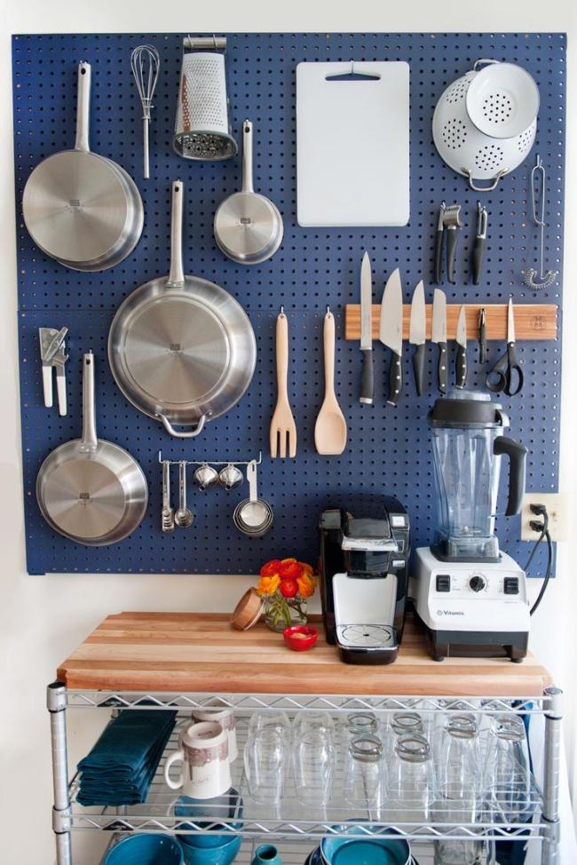 Formas Inteligentes de Organizar tu Pequeña Cocina