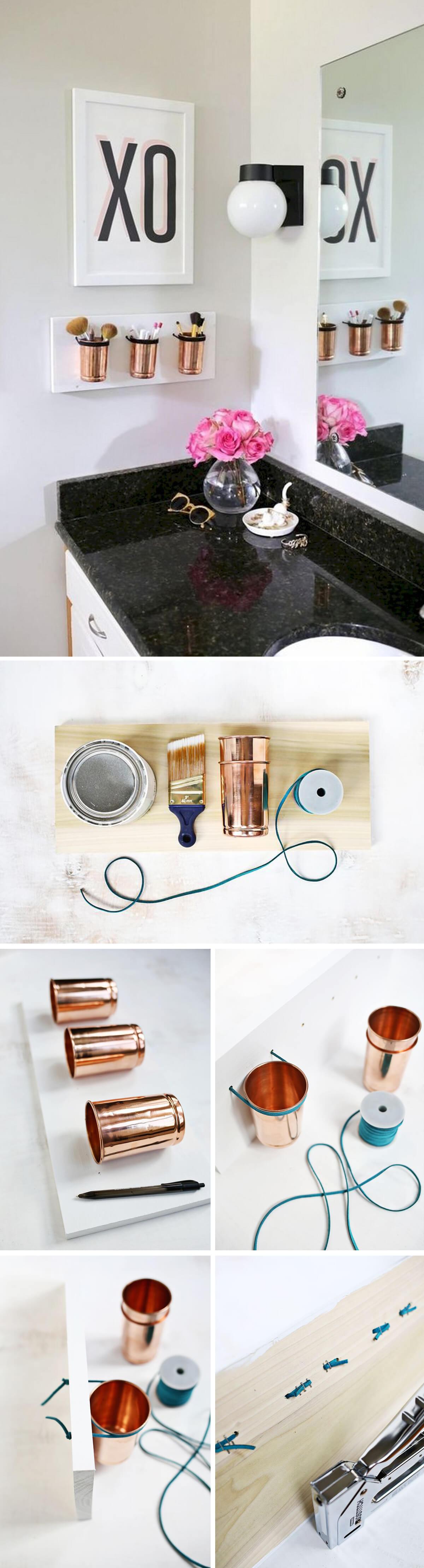 20+ Ideas Prácticas y Sencillas para Organizar un Cuarto de Baño