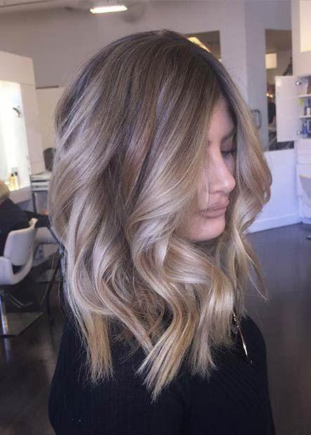 15+ Modernos Peinados de Longitud Media