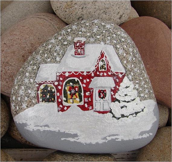 piedras-pintadas-navidenas-4