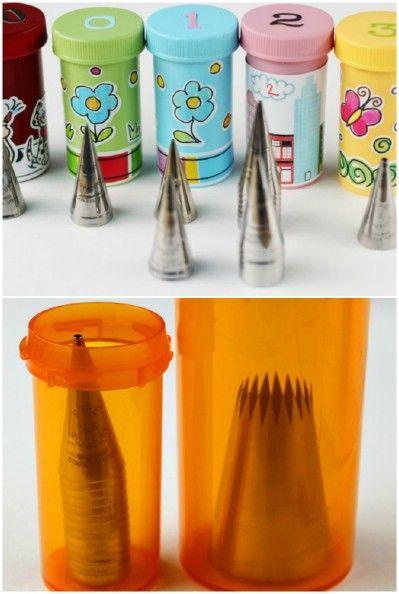 reciclar-botellas-píldora-vacía -23