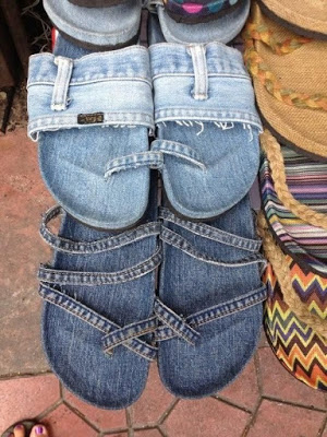 40+ Trucos e Ideas para Reutilizar tus Viejos Pantalones Vaqueros