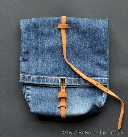 30+ Ideas para Reutilizar tus Jeans